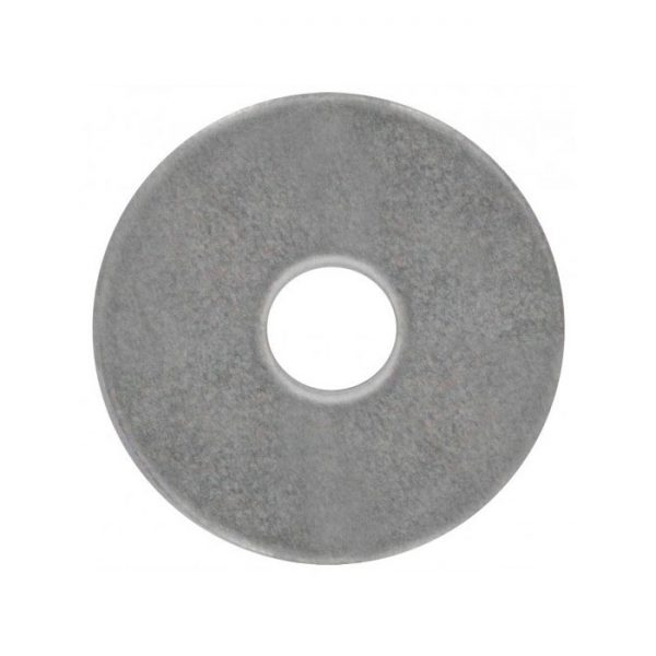 STEEL FENDER WASHERS ZINC