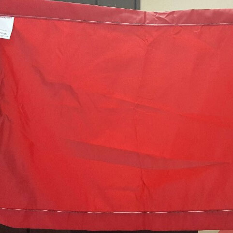 nylon red flag