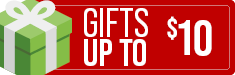 Gifts up to $10