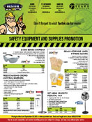 Safety Equipment and Supplies
